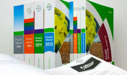 BCS product manuals