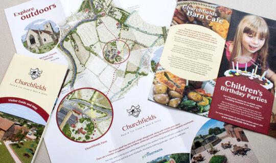 Churchfields flyer