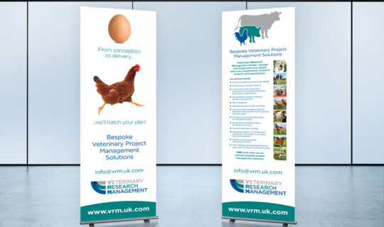 VRM banners